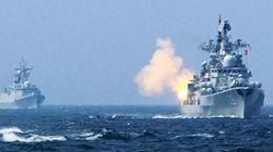 外媒关注中俄伊海军联演阿曼湾登场