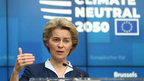 """欧企或因北流二线遭美制裁 欧盟主席大声对美国说""""不"""""""