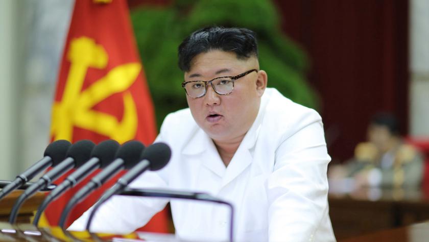 金正恩:大力發展經濟 保障國家安全