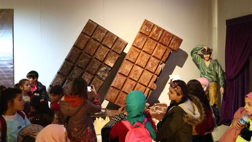 香甜的伊斯坦布尔巧克力博物馆