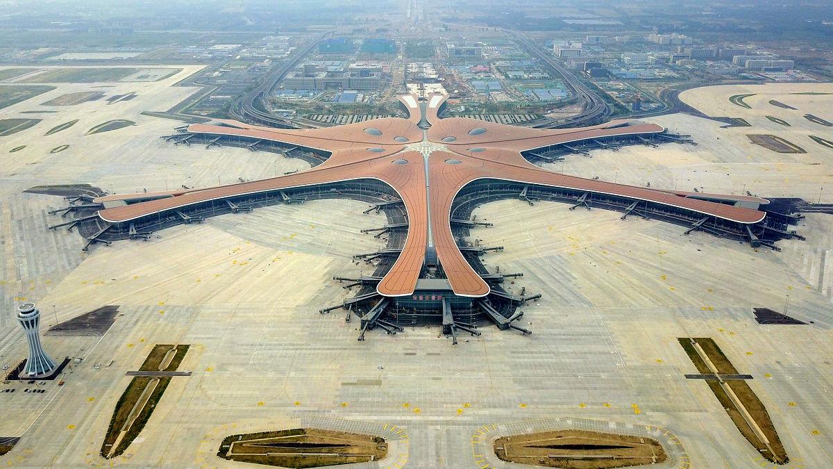 """英媒:大興機場是民族自豪感的象征 體現""""中國一定行"""""""