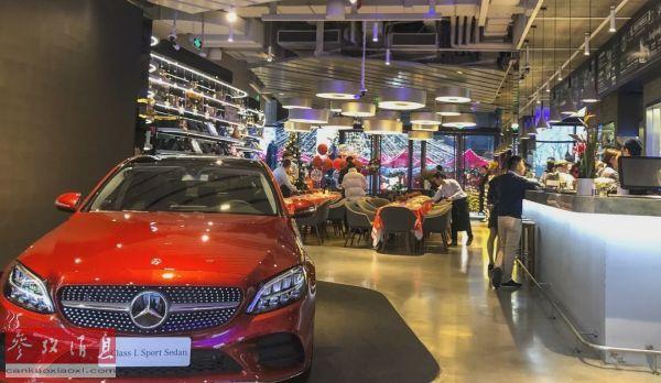 港媒:奢侈品牌跨界开餐厅 用美食拉近与中国顾客距离