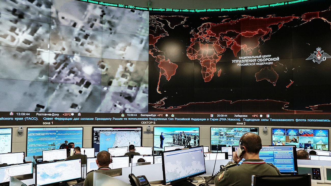 揭秘俄国防部最神秘机构 可监控美军导弹发射或俄军吃早餐
