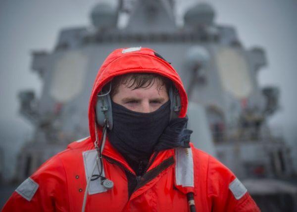 """美海军第二舰队投入全面运行 主要目标:""""对抗俄罗斯"""""""