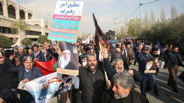 """外媒:美炸死伊朗将军或引爆""""重大事件"""""""