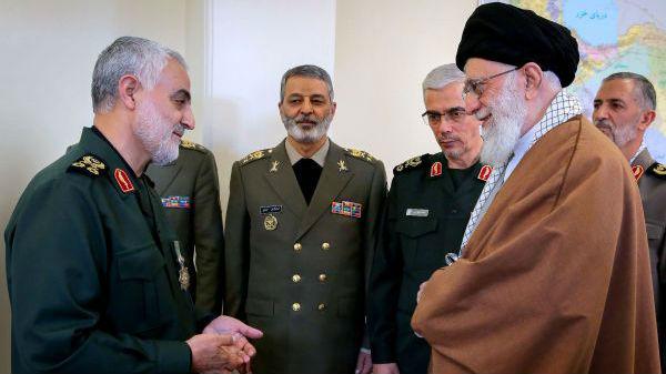 """苏莱曼尼是谁?扩大伊朗中东影响力""""重要人物"""""""
