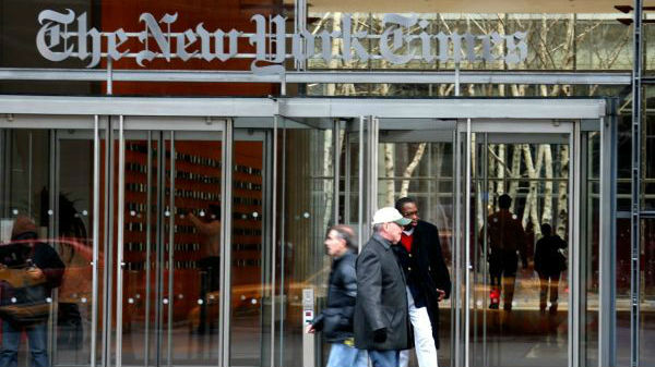 瑞媒评《纽约时报》CNN涉港报道:双重标准早已写入美媒基因