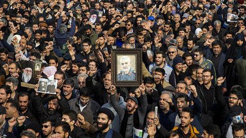 伊朗或有5大报复选项 外媒:美伊武装冲突一触即发