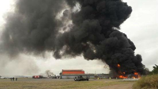 美军肯尼亚军事基地遭袭 外媒:给华盛顿带来另一场?;?