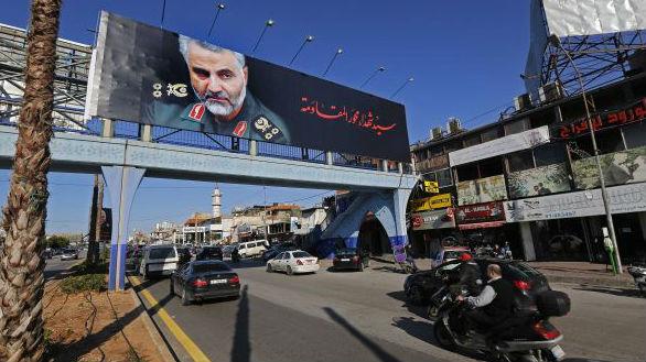 伊朗为苏莱曼尼举行葬礼 最高领袖哈梅内伊痛哭落泪_德国新闻_德国中文网