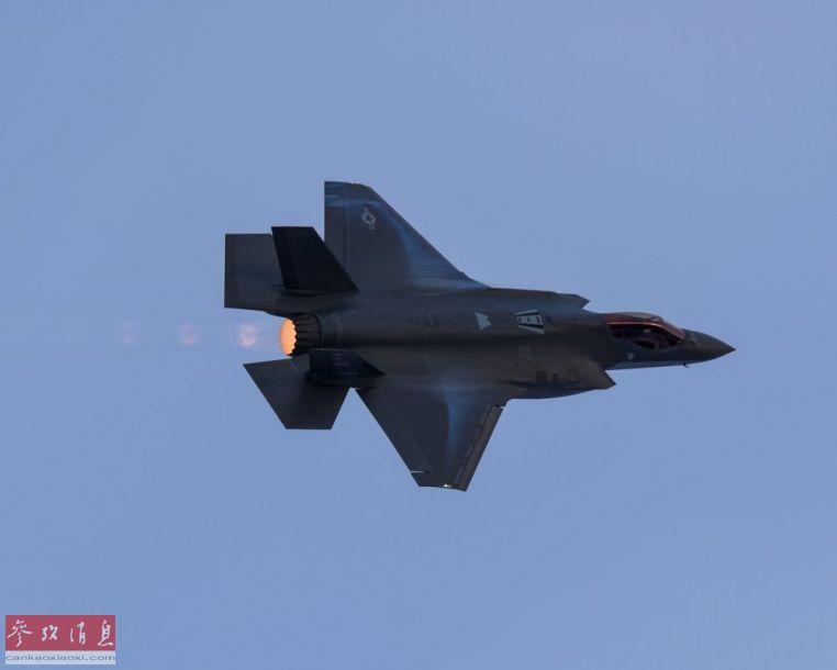 同一基地5天内连摔两架五代机 美空军F-22及F-35隐身战机相继坠毁