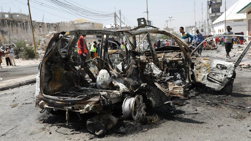 索馬里總統府安檢站遭襲 5人死亡