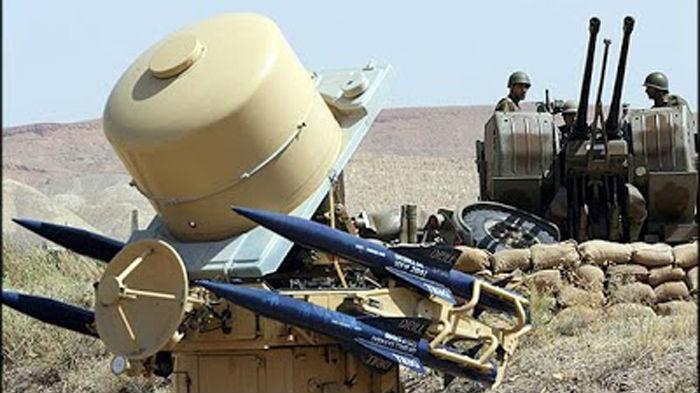 俄媒揭秘伊朗防空系统有多强 国产武器比例提高