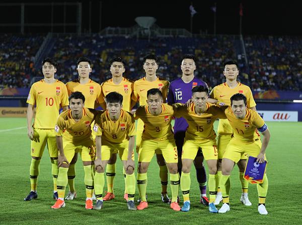 """最后时刻丢球,中国足球为什么总差那么""""一点点""""?"""