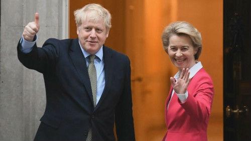 约翰逊想与欧盟尽快启动自贸谈判 欧盟:基本不可能_德国新闻_德国中文网