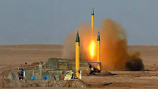 可在飞行中修正弹道 美媒称导弹袭击展示伊朗精确打击能力