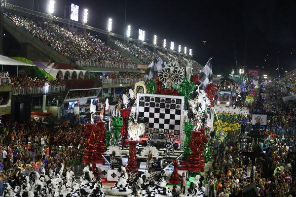 里约炎内卢狂欢节