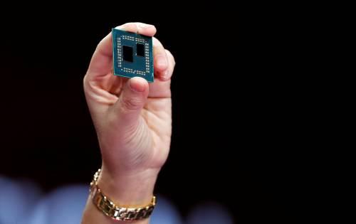 """挤下""""老对手"""",美国巨头成台积电7纳米芯片最大客户"""