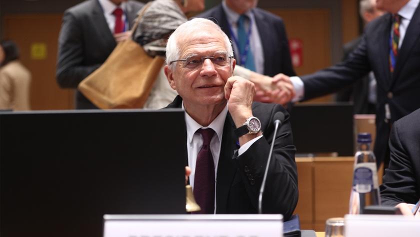 欧盟举行外长理事会会议讨论中东局势