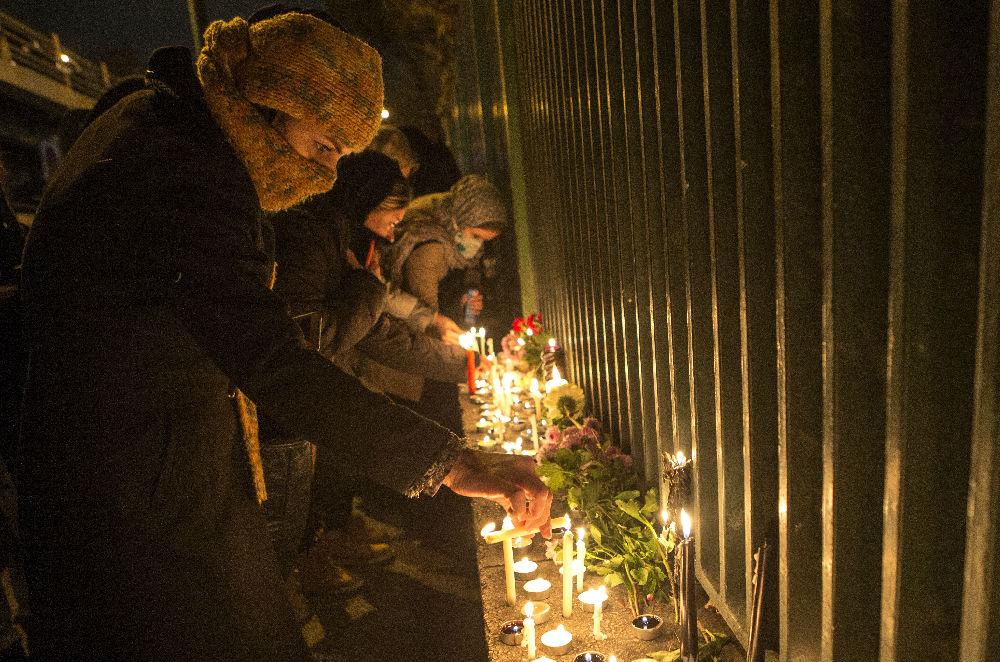 乌加领导人要求彻查乌克兰客机被击落事件