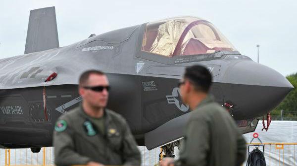 美批准新加坡购买F-35:总共12架 估计耗费27.5亿美元