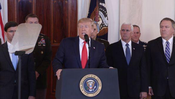 """""""爱国者""""为何缺席?美媒称伊朗导弹袭击暴露美军防御短板"""