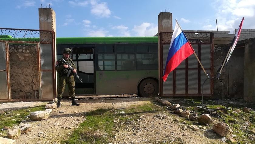 叙利亚政府在叙西北开启人道走廊