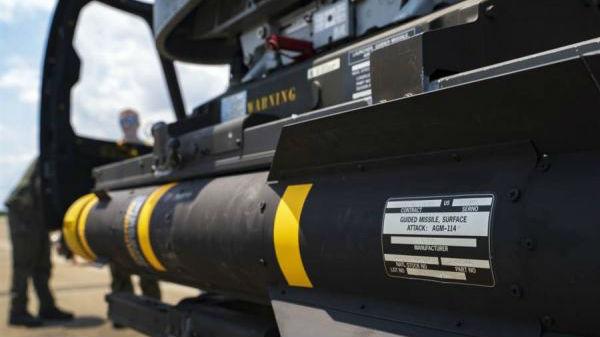 """使用刀片""""斩首""""!美军神秘导弹转战阿富汗"""