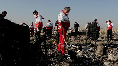 伊朗逮捕数名乌坠机事件相关人员 鲁哈尼:将严惩责任人_德国新闻_德国中文网