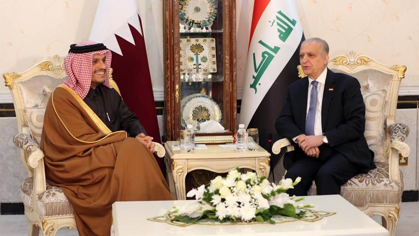 伊拉克与卡塔尔外长商讨缓和地区紧张局势问题