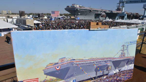 """美國正在打造一支""""空心(xin)海軍""""?"""