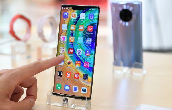 【智慧树知到代刷】,华为5G手机去年卖出690万台 华为:今年或现千元机