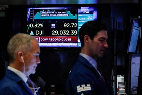 五大美企数据创新高后,美股危险信号来了?