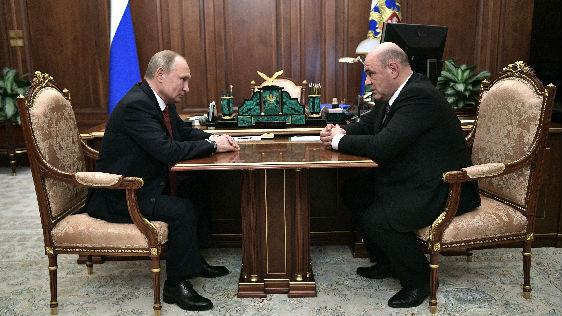 外媒:俄新总理米舒斯京被誉为技术型改革者 工作非常有效率_德国新闻_德国中文网