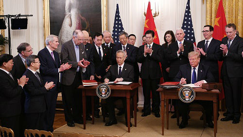 美媒:美国商界希望取消所有对华加征关税