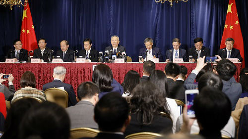外媒:中美第一阶段经贸协议利好世界 将带来重大变化
