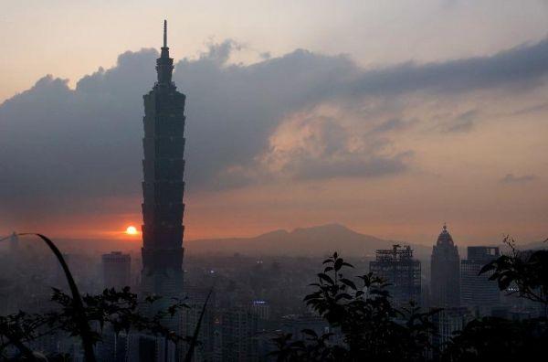 台北风景图