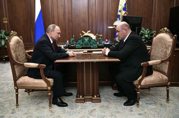 俄媒:米舒斯京施政力推经济高速增长