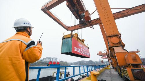 外媒:中國仍是世界經濟最強勁火車頭