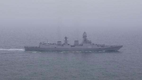 """印度批准新型武器、雷达上舰 为4艘新驱逐舰装上""""獠牙"""""""