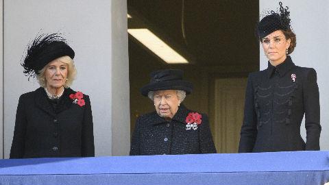 法媒盘点:近一个世纪以来,英国王室那些事儿