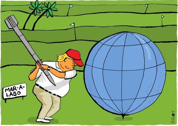 特氏高尔夫