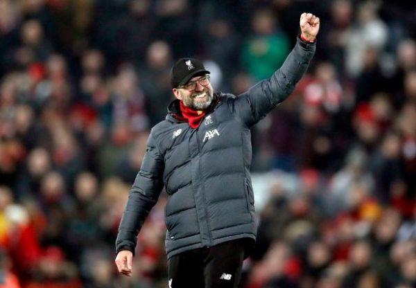 外媒:夺冠几无悬念 利物浦队使接下来的英超联赛变得尴尬