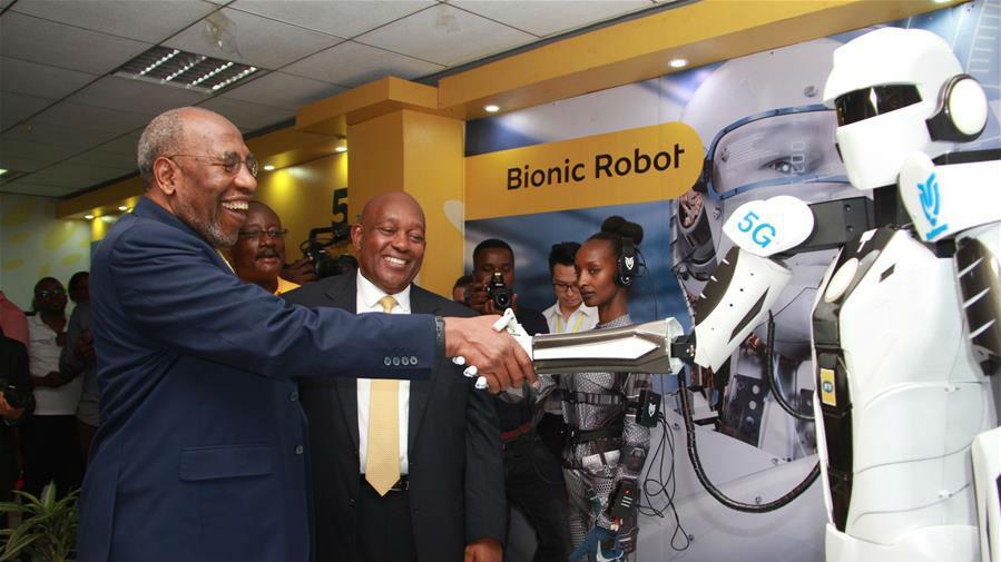 中兴通讯与乌干达电信运营商合作开展5G试验
