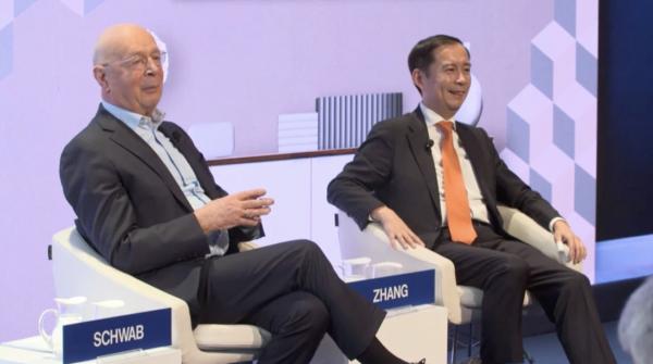 阿里巴巴张勇将在达沃斯谈普惠平台经济 任董事局主席后首次亮相国际舞台