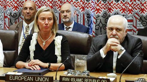 """伊朗称核谈判大门并未关闭 但不接受""""特朗普协议"""""""