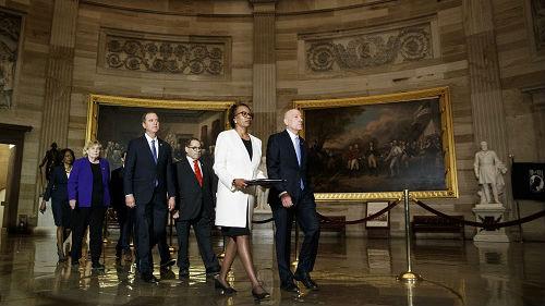 美媒:美参议院正式审理弹劾案时 特朗普在哪里?_德国新闻_德国中文网