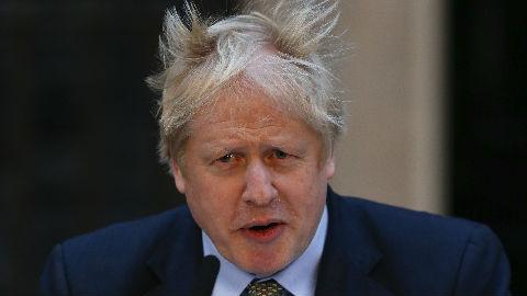 """外媒:约翰逊胜选后首尝挫败 英国议会或陷入""""乒乓球战""""_德国新闻_德国中文网"""