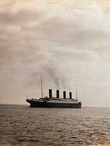 """""""泰坦尼克""""拆解寻宝计划引争议 英美政府共同反对"""