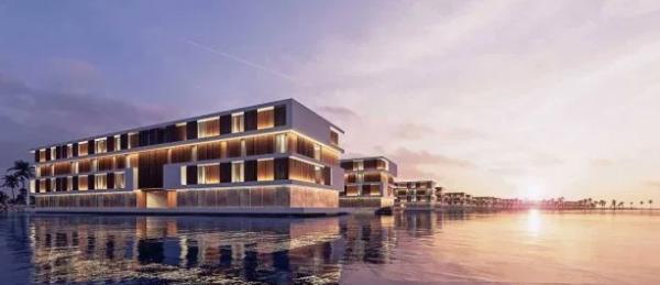 卡塔尔再出新招解决世界杯住宿难题:打造16座漂浮酒店